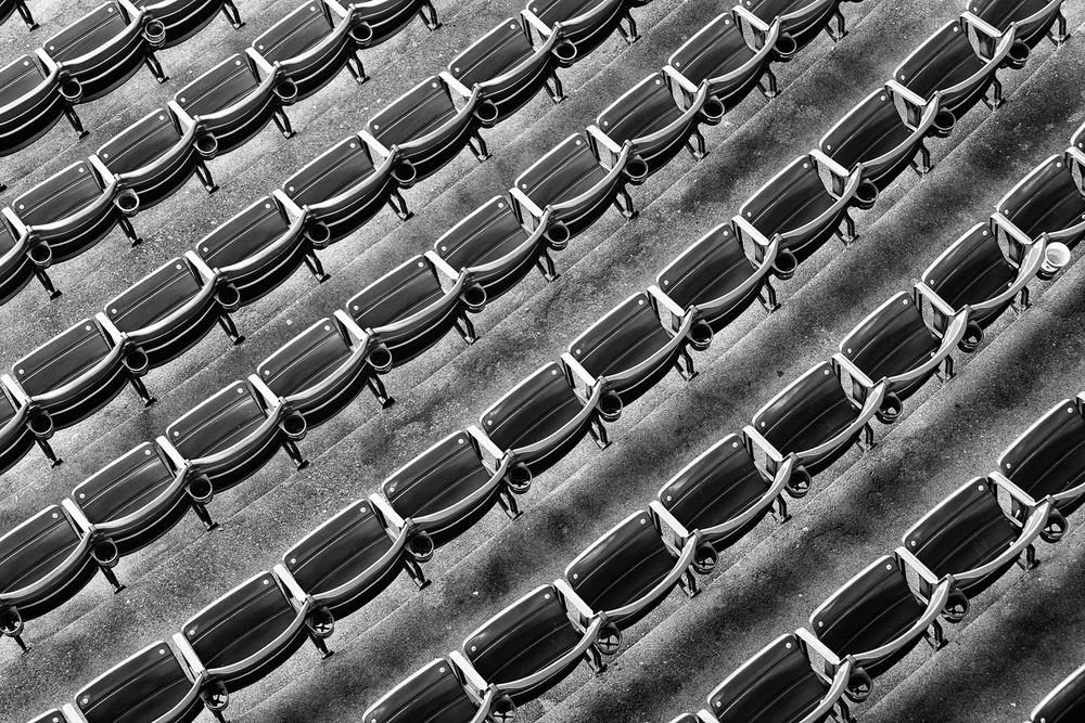 Empty Stands 1