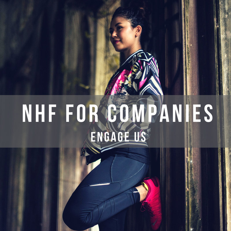 NHF Corporate Yoga, Zumba, Piloxing