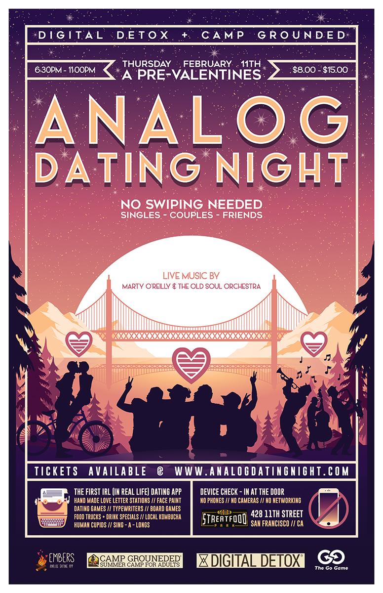 analog dating