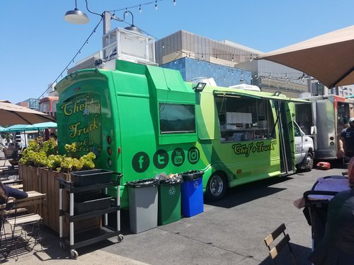 Vendors Trucks Soma Streat Food Park