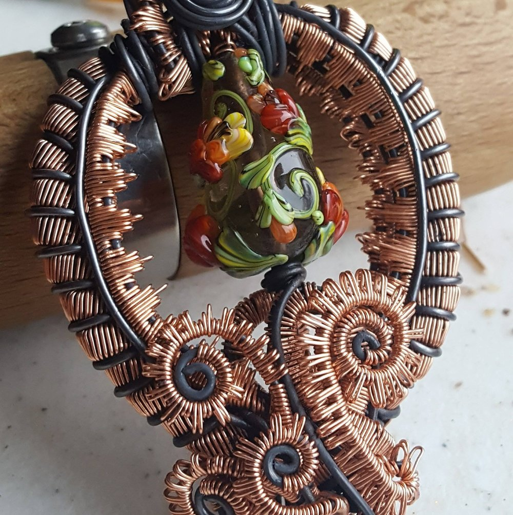 Gaia Wire Arts - On Etsy