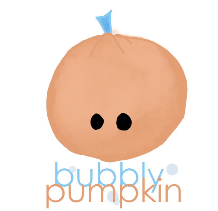bubbly pumpkin