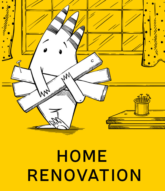 Home renovation