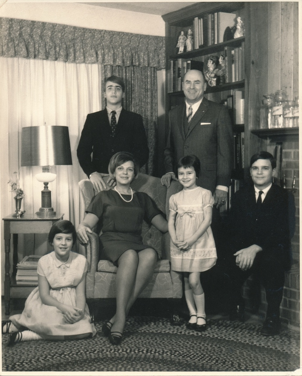 Stamy Family -  B&W in LR - 1967+WEB.jpg