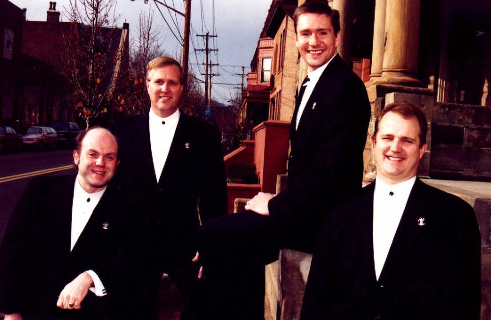 Stephen Wilde, Dave Kindinger, Steven Legters, Jon Clunies.
