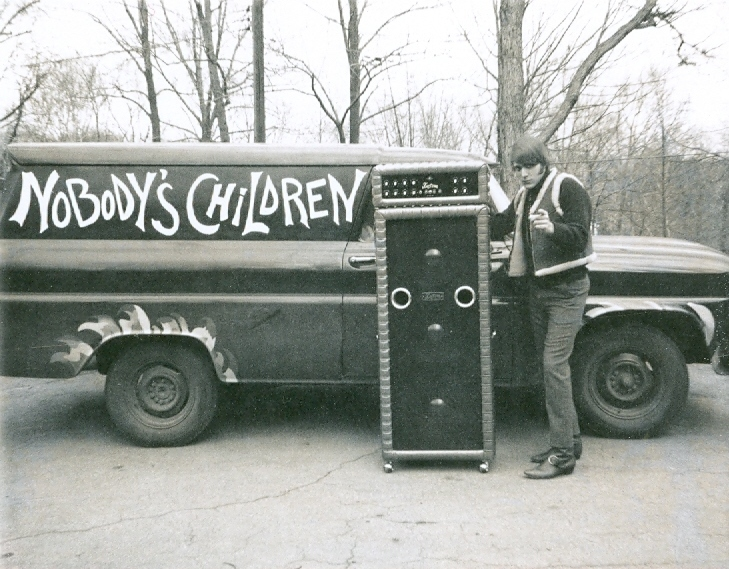 34 - Nobody's Children - Lloyd Stamy after Painting the Truck .jpg