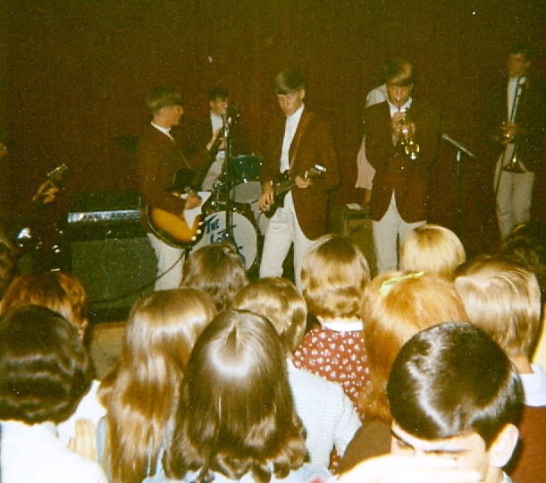 45 - The Lost Chords - Herb, Tom, Tom, Lloyd & Ernie .jpg