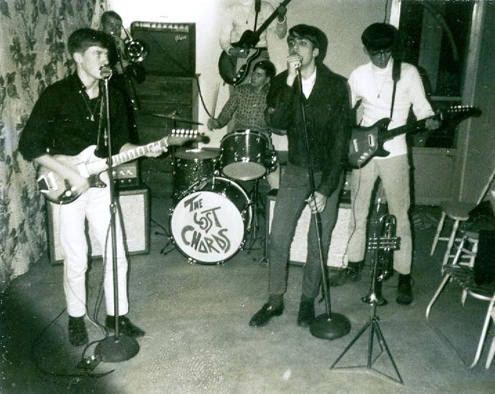 48 - The Lost Chords - Tom, Ernie, Herb, Tom, Lloyd & Ray - At Rehearsal .jpg