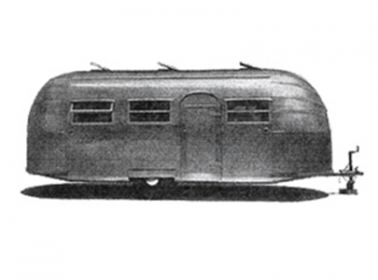 1940's Airstream Clipper