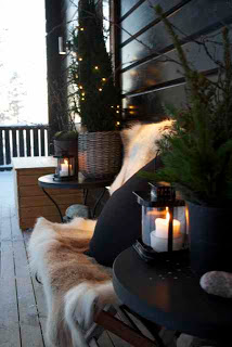 Scandinavian Porch