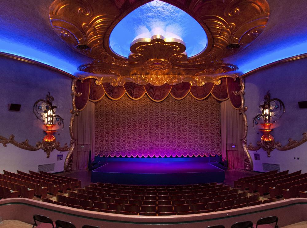 Sacramento's Crest Theater