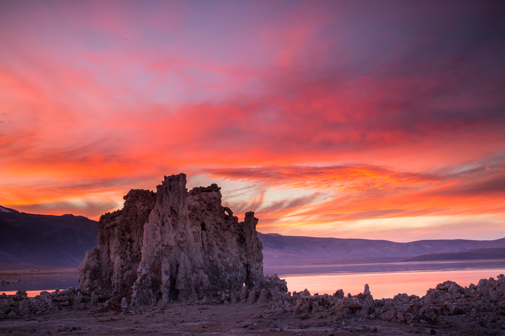 Fred Shiple - Mono Lake, CA