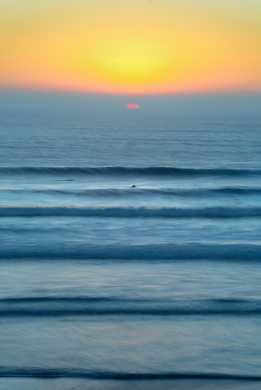 Sunset rituals. San Diego, CA.