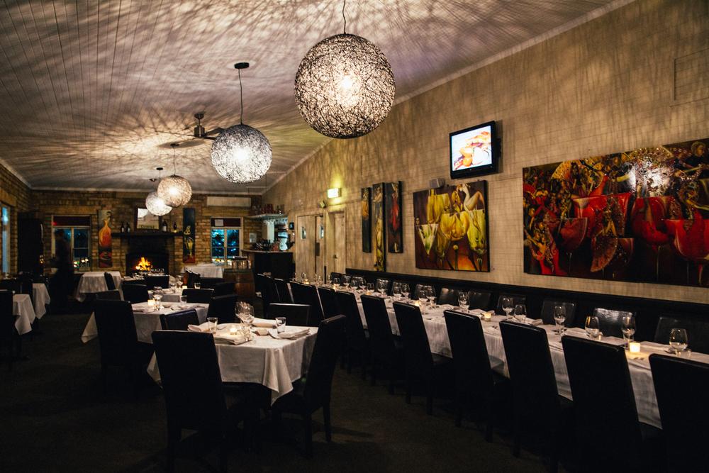 Verandah Tapas Restaurant