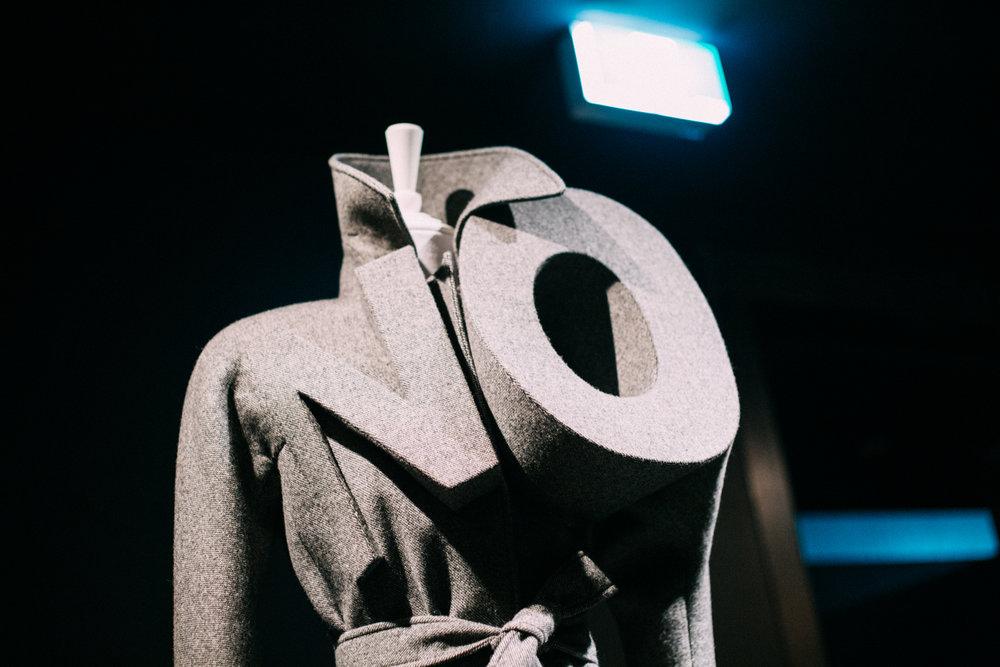 Fantastic fashion exhibition