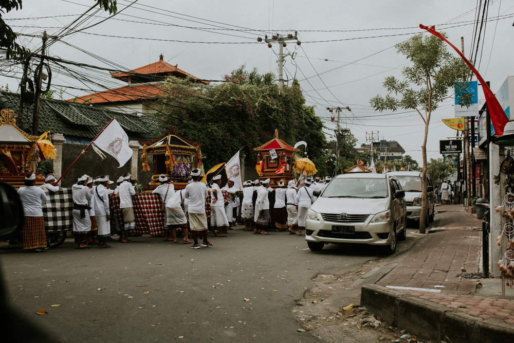 Nyepi Day Parade