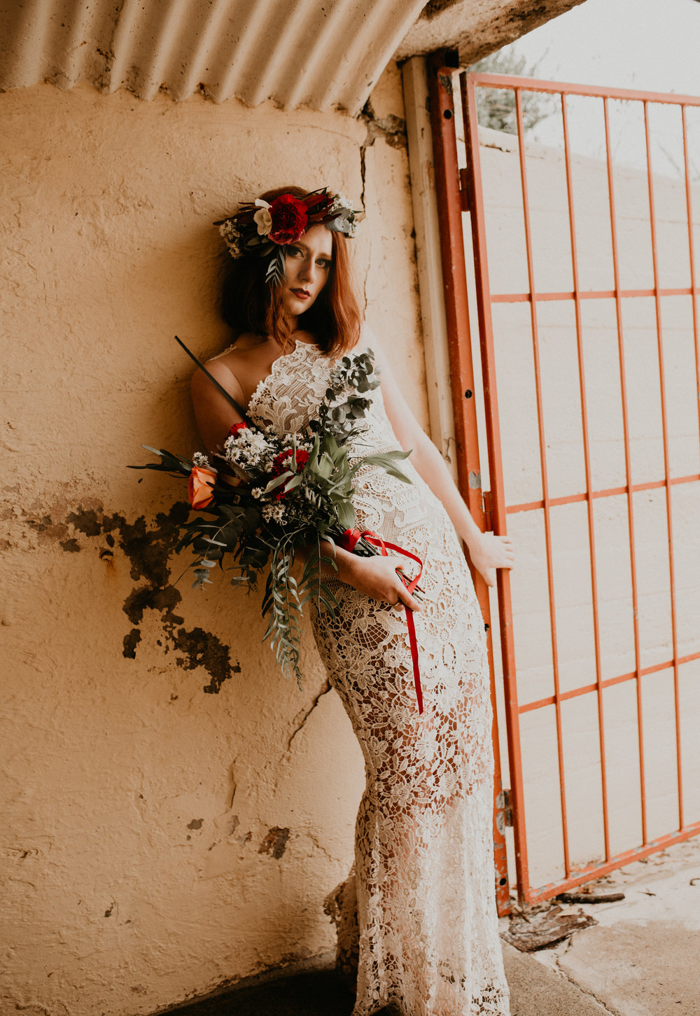 Creative Sydney Boho Wedding