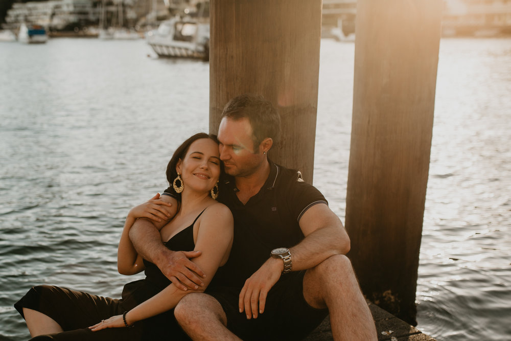 Sydney Intimate Luna Park Engagement-7.jpg