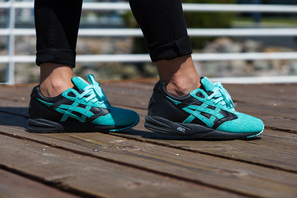 asics gel saga diamond supply co