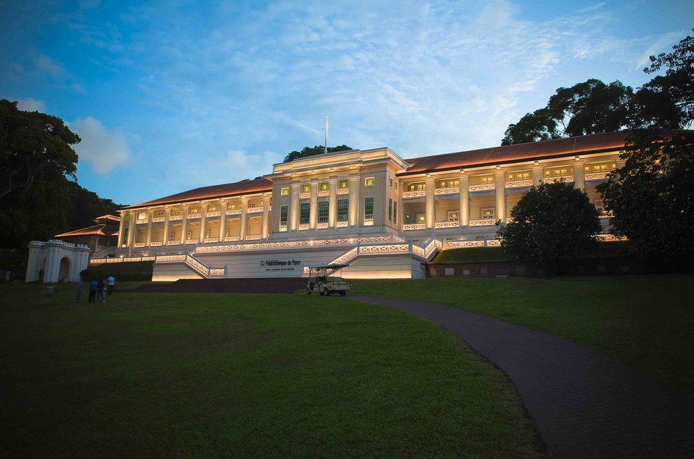 Pinacotheque de Paris at Fort Canning.jpg