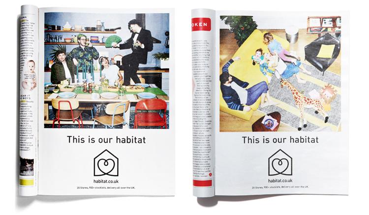 Habitat 2014 Campaign