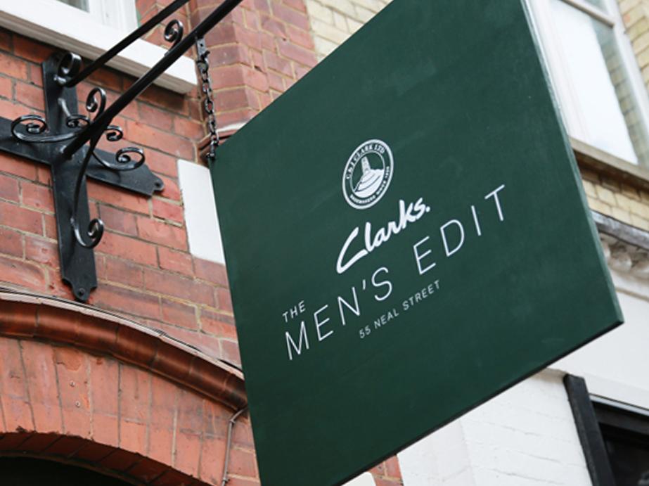 Clarks Men's Edit