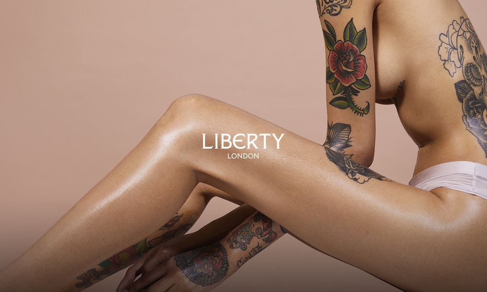 Liberty Beauty Magazine