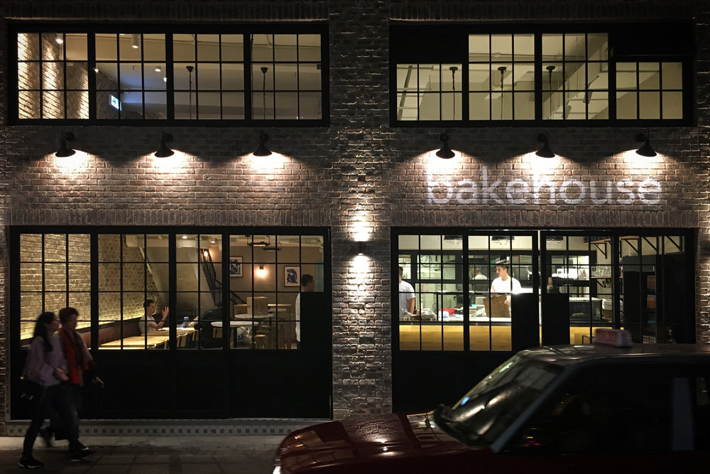 Bakehouse  view project