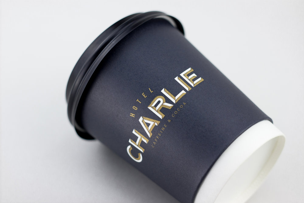 Hotel Charlie  - Designing a visually rich and flexible brand identity  View full case study
