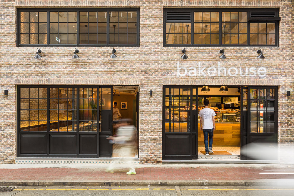 Bakehouse  - Identity for Gregoire Michaud's latest masterpiece  View full case study