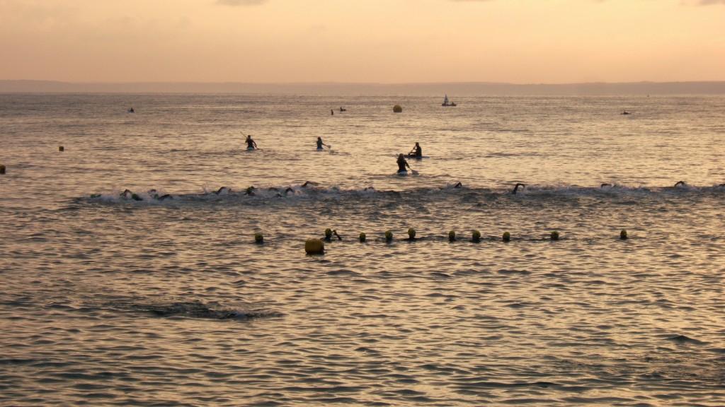 Huskisson Swim Start