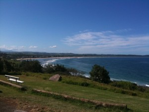 Lennox Head Point