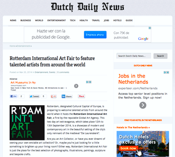 Dutch Daily News