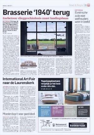 Newspaper Rotterdam
