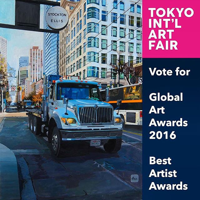 Vote for Marco Barberio (Italy) @moz_art as the 'Best Global Artist Award 2016' at the Tokyo International Art Fair. https://goo.gl/j2rZVG (@moz_art link in bio)  #acrylic #canvas #sampledrealism #art #artsy #popart #modernart #newcomtemporary #contemporaryart #painting #realism #instart #acrylicpainting #fineart #gallery #artcollection #exhibition #artoftheday #artgallery #artist #tokyointernationalartfair #tokyoartfair