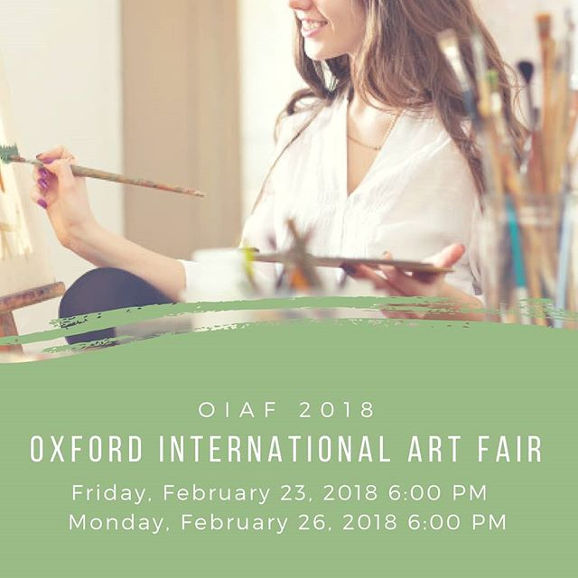 Oxford International Art Fair-2018 is this month on 23rd -24th -25th February at the Oxford town hall. Get your tickets soon to see the best art work of talented artists. . . . . #artquote #artquotes #art🎨 #artist #arts #artofinstagram #artgram #artexhibition #artawards #awards #artwork #contemporaryart #exhibition #paintingart #paintingartgallery #paintingarts #painting #artstic #artgallery #canvasart #sketching #pencildrawing #artlife #artlovers #artworks #worldofartists #england #oxfordtownhall #wallart #OIAF2018