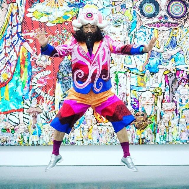 Tokyo International Art Fair 25-26 May 2018 Bellesalle Roppongi. For (free) Tickets please go online. (無料)チケットはオンラインで行ってください。 . . #takashimurakami #art #artist #artwork #tokyo #japan #painting #artcollector #auction #tokyoartfair #tiaf2018 #tokyointernationalartfair #artfairtokyo #roppongi