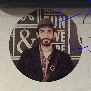 Omid Nemalhabib  Graphic designer