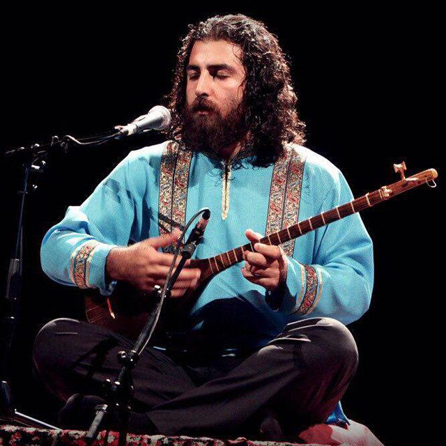 Farshad Haghighi Musician / Adventurer