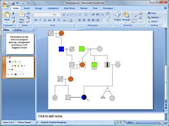 microsoft office family tree