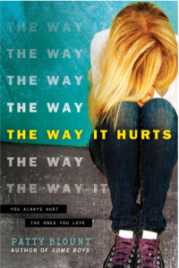 The Way It Hurts cover 200x300 by Patty Blount, US Aug. 2017.jpg