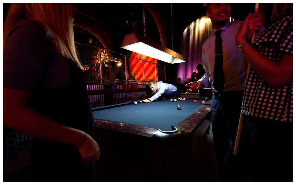 pool - WE HAVE 4 AMAZING TABLES IN VENUE READY FOR YOU TO GET YOUR SHARK ON£6 PER HALF HOUR