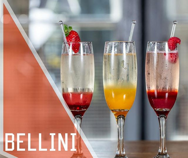 Strawberry? Raspberry? Passion Fruit? ⠀ ⠀ Which Bellini will you choose?