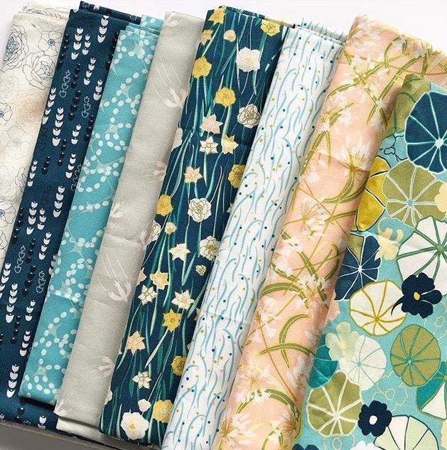 Jardin Anglais Fabric Has Arrived Pippa Shaw Pattern Art