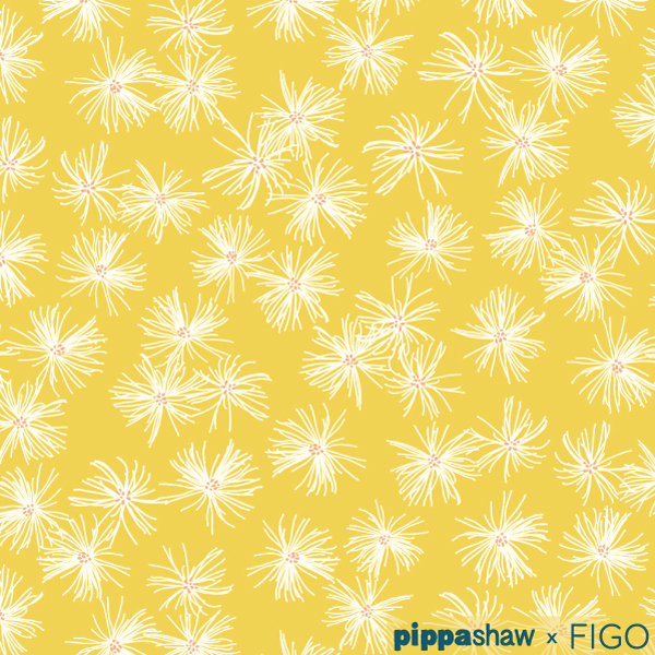 Alpine Starflower, also available in rayon