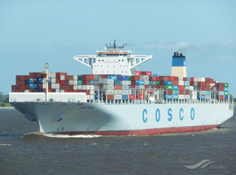 Cosco Glory