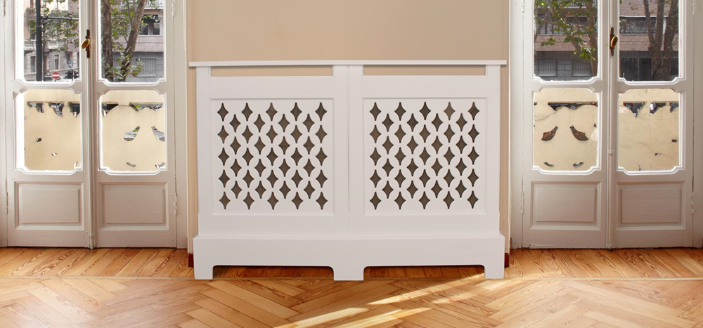 Diamond MDF Radiator Cover