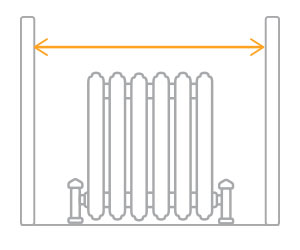 Radiator Covers Max Width
