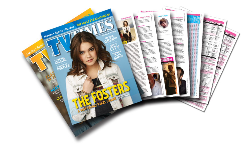TV Feature Magazines