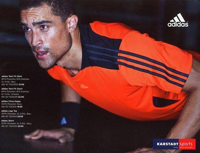 Keep on pushing through. . . . #Fitness #MaleModel #Actor #WorkOut #PushUp #PushThrough #karstadtsports #adidas #adidasoriginals